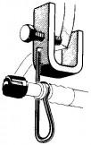 Зажимы для гибких удлинителей  R-1144-3